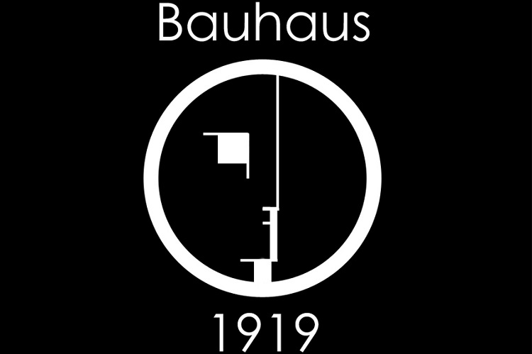 Bauhaus logo - The Rise of Modernism