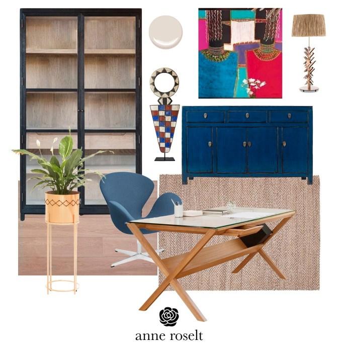 Design Services Furniture Sourcing Mood Board