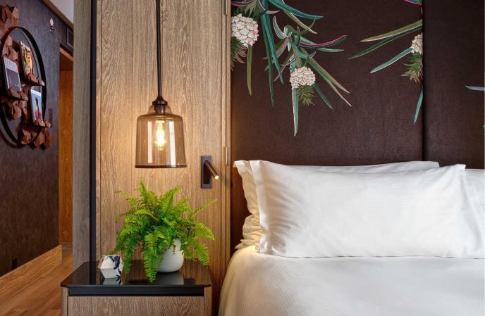 Vegan Suite Hilton Hotel Bankside London