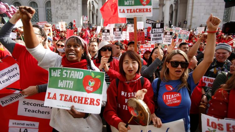What  the  Los  Angeles  Teachers  Won