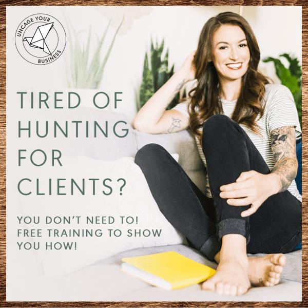 get more clients