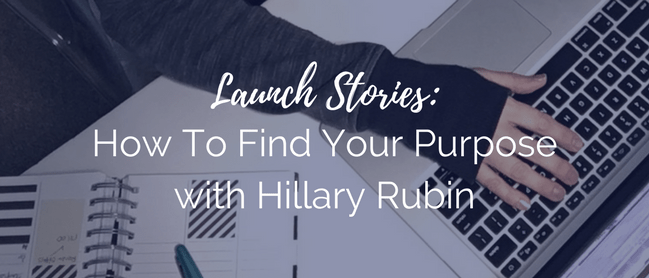 Hillary shares her step by step process for really digging into what you do, what you know and who you are so you can find your purpose as a coach.