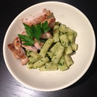 Homemade pesto (Neil Perry's recipe)