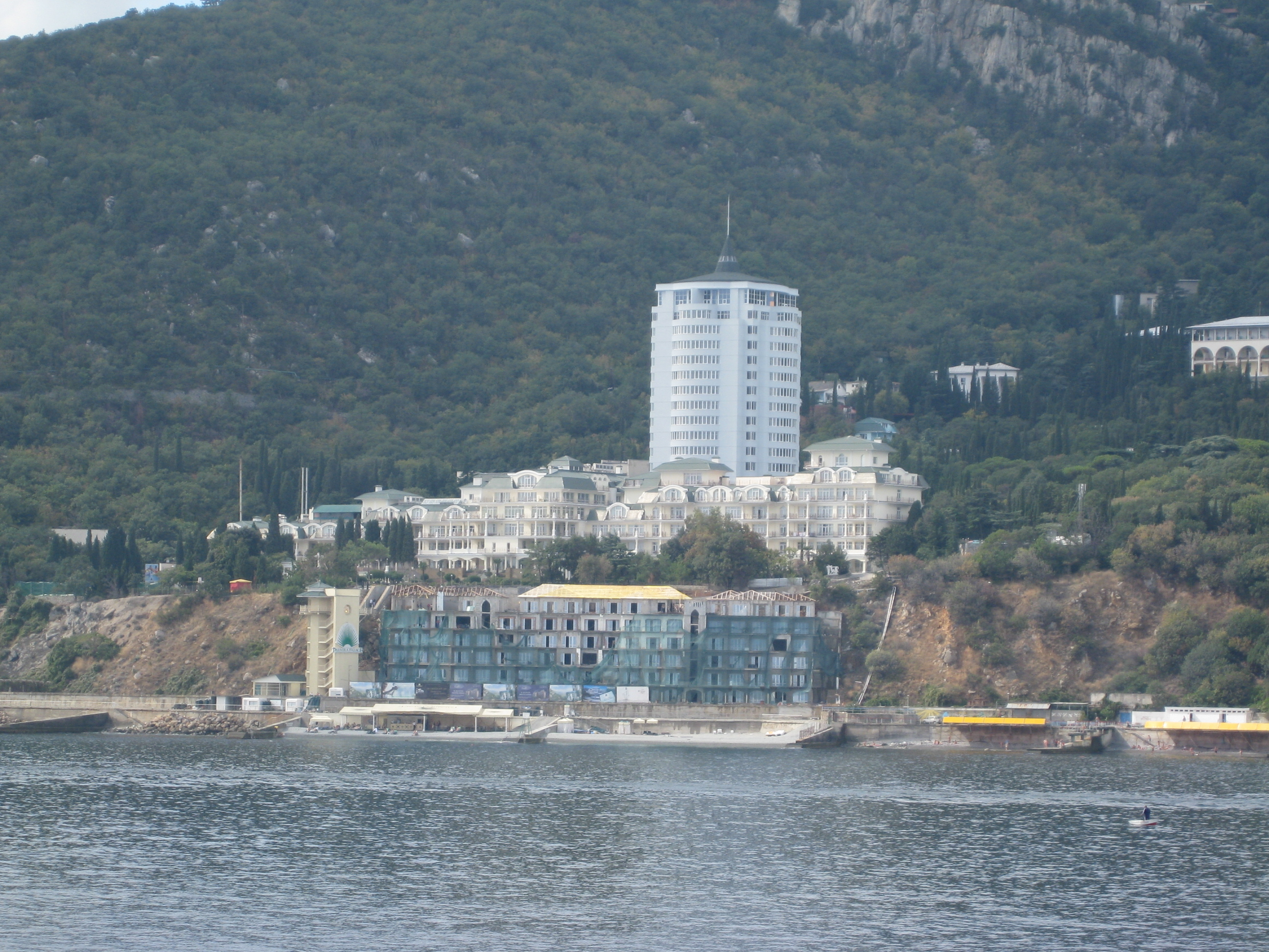 Yalta Playground to the Wealthy