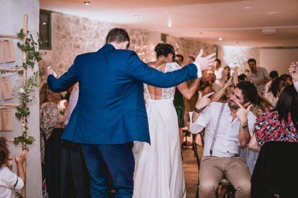 entrée des mariés paca