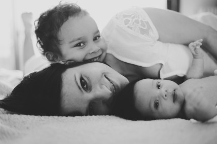 séance photos lifestyle naissance