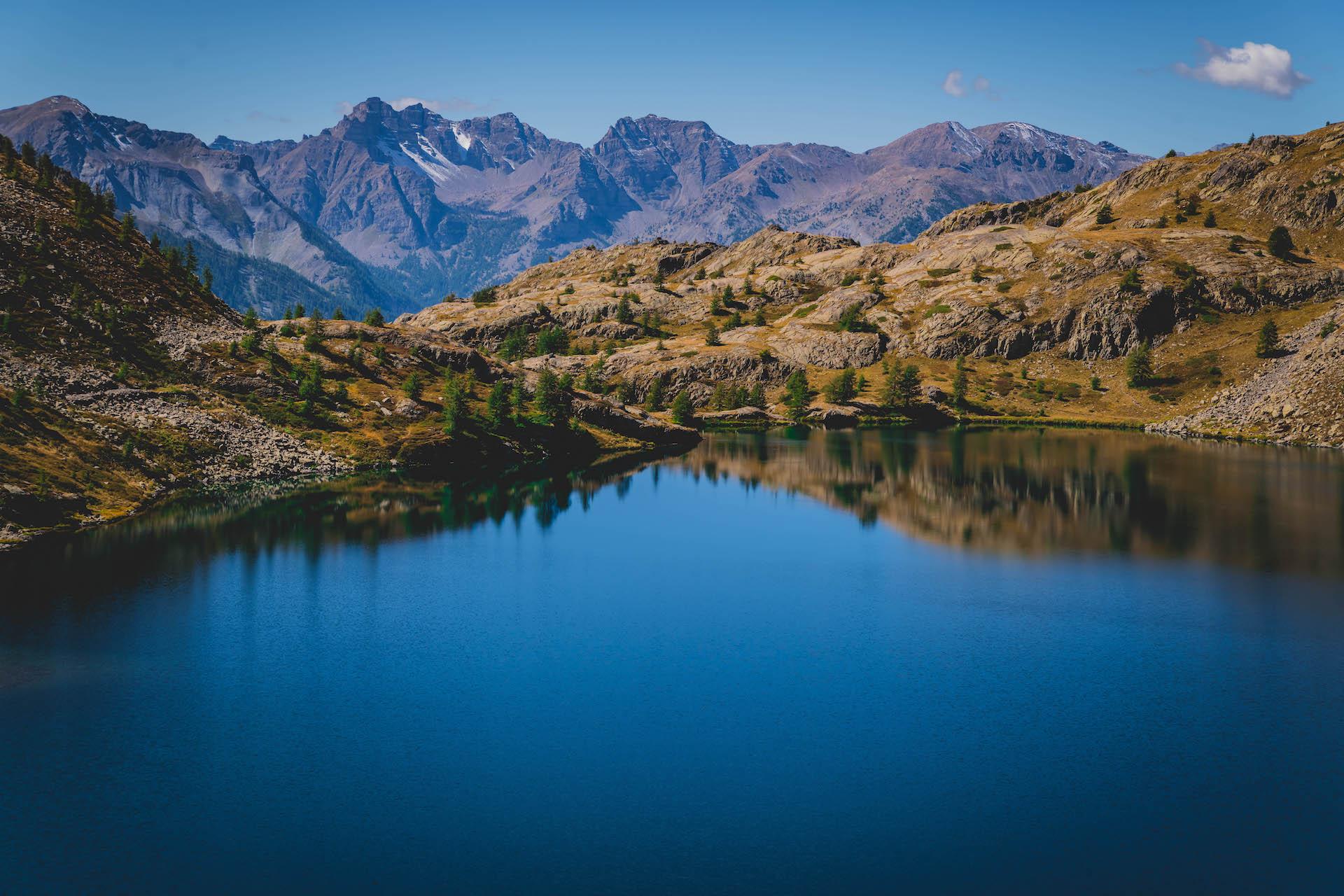 lacs de vens Mercantour Photographe 06