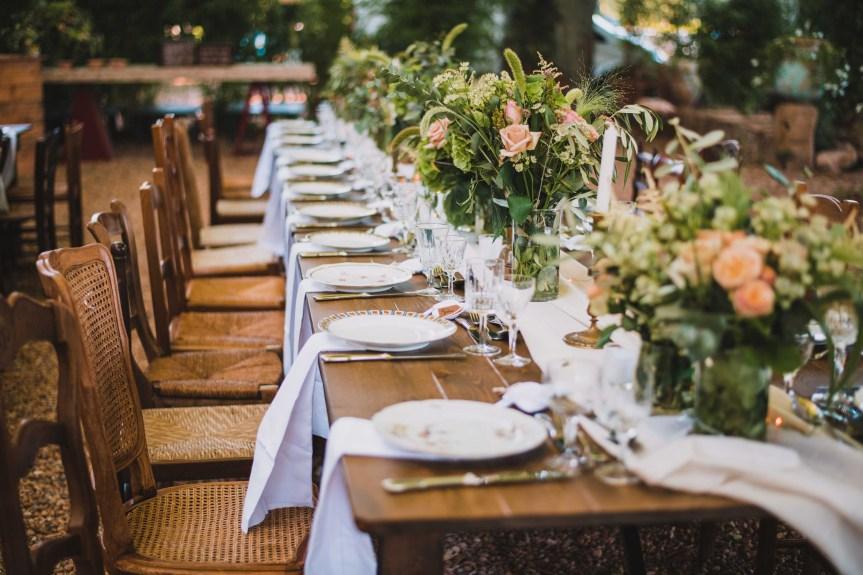 Décoration table mariage 06 PACA