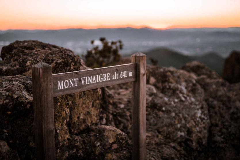 Mont Vinaigre randonnée