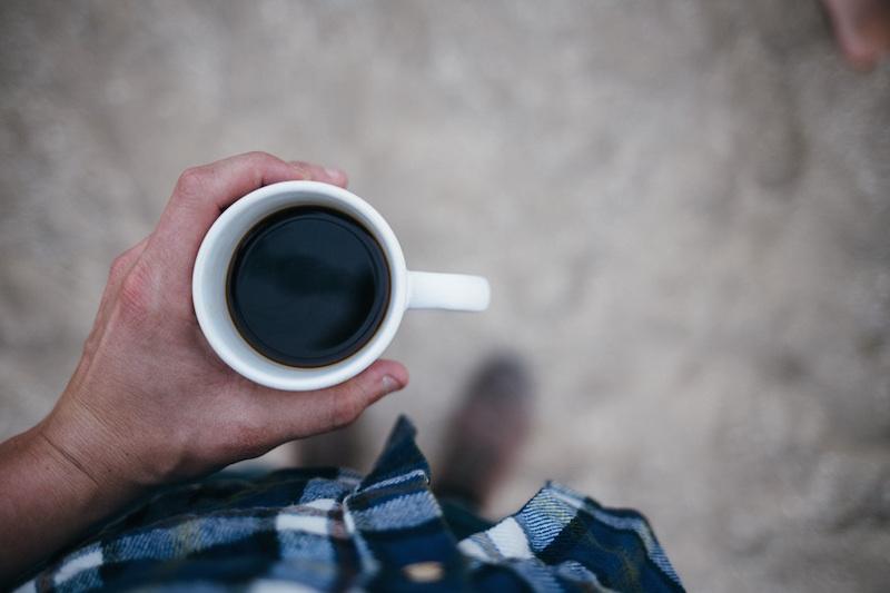 cafe vu de haut