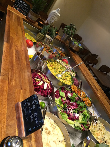 Hermans Stockholm - restaurant végétarien