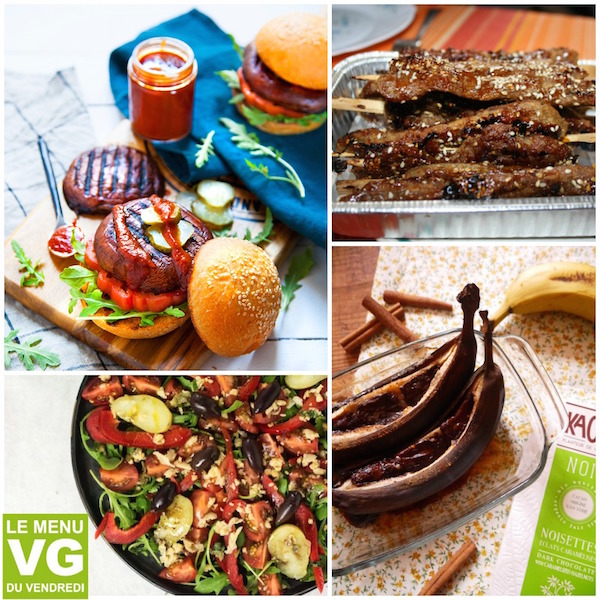 Que manger à un barbecue quand on est vegan ? Voici quelques idées !