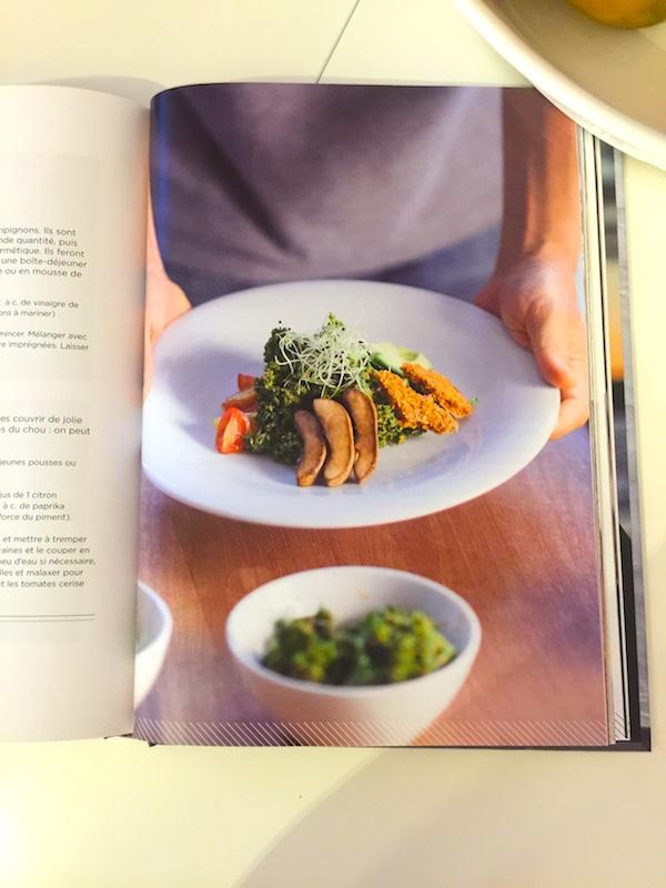 Le carnet dAnne-So - Le grand livre de la cuisine crue