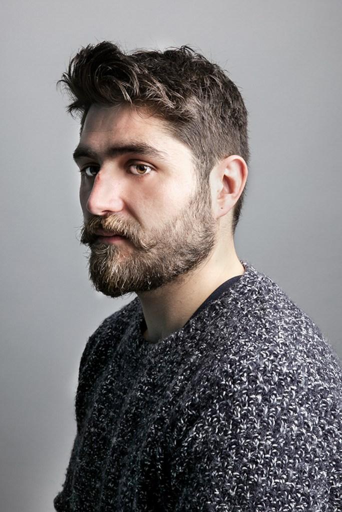 Portrait - JM