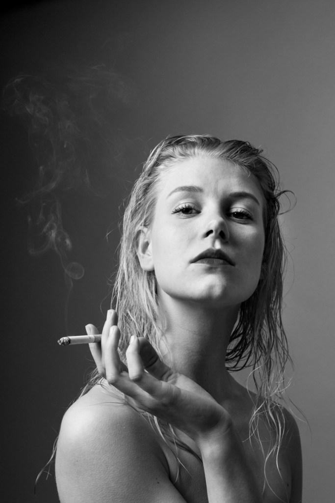 Portrait - Prisca