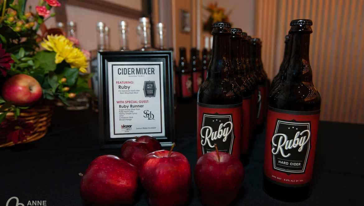 Ruby Red Cider Makes Its Debut
