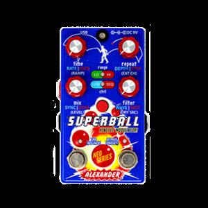 Alexander Pedals Superball pedal