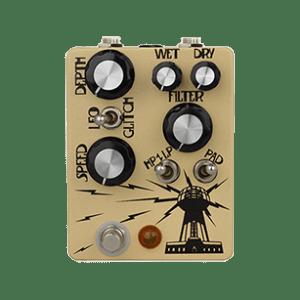 Wardenclyffe guitar pedal