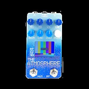 atmosphere guitar pedal demo