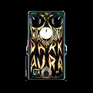 dark aura guitar pedal