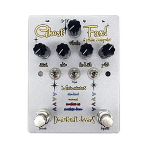 ghost fax guitar pedal