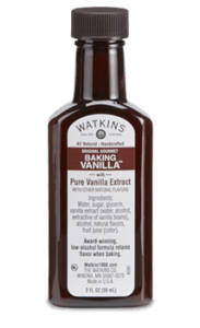 Watkins All-Natural Baking Vanilla