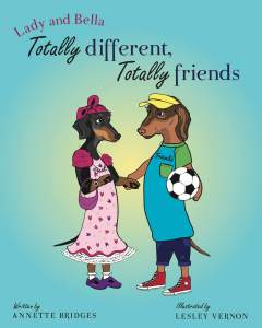 Totally friends book front cover