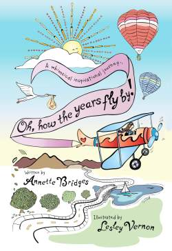 Oh how the years fly by! A whimsical inspirational journey