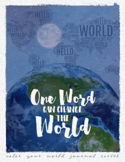 One Word Can Change the World