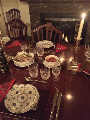 Our Norwegian Christmas Eve