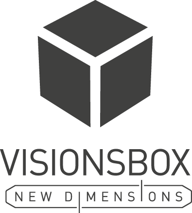Logo Visionsbox - New Dimensions