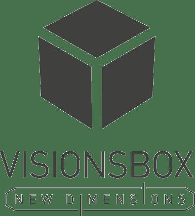 Logo Visionsbox - New Dimensions