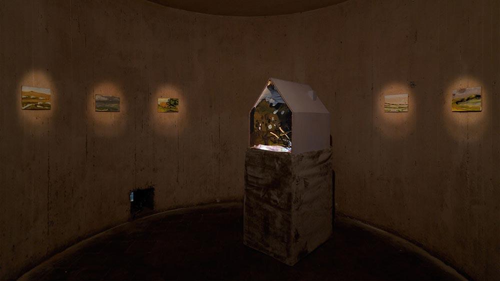 refugium   friedensort bunker   düsseldorf   2014