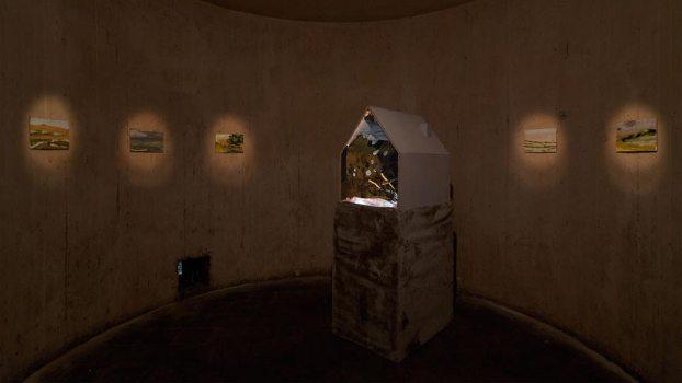 refugium | friedensort bunker | düsseldorf | 2014