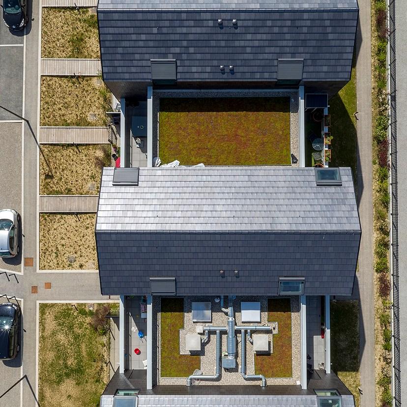 reportage drone habitat collectif