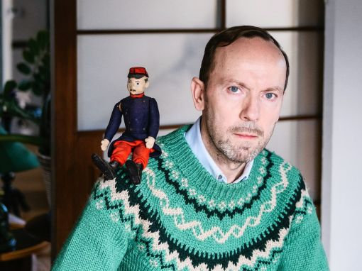 Oscar van den Boogaard Kindsoldaat Author Writer Auteur Schrijver