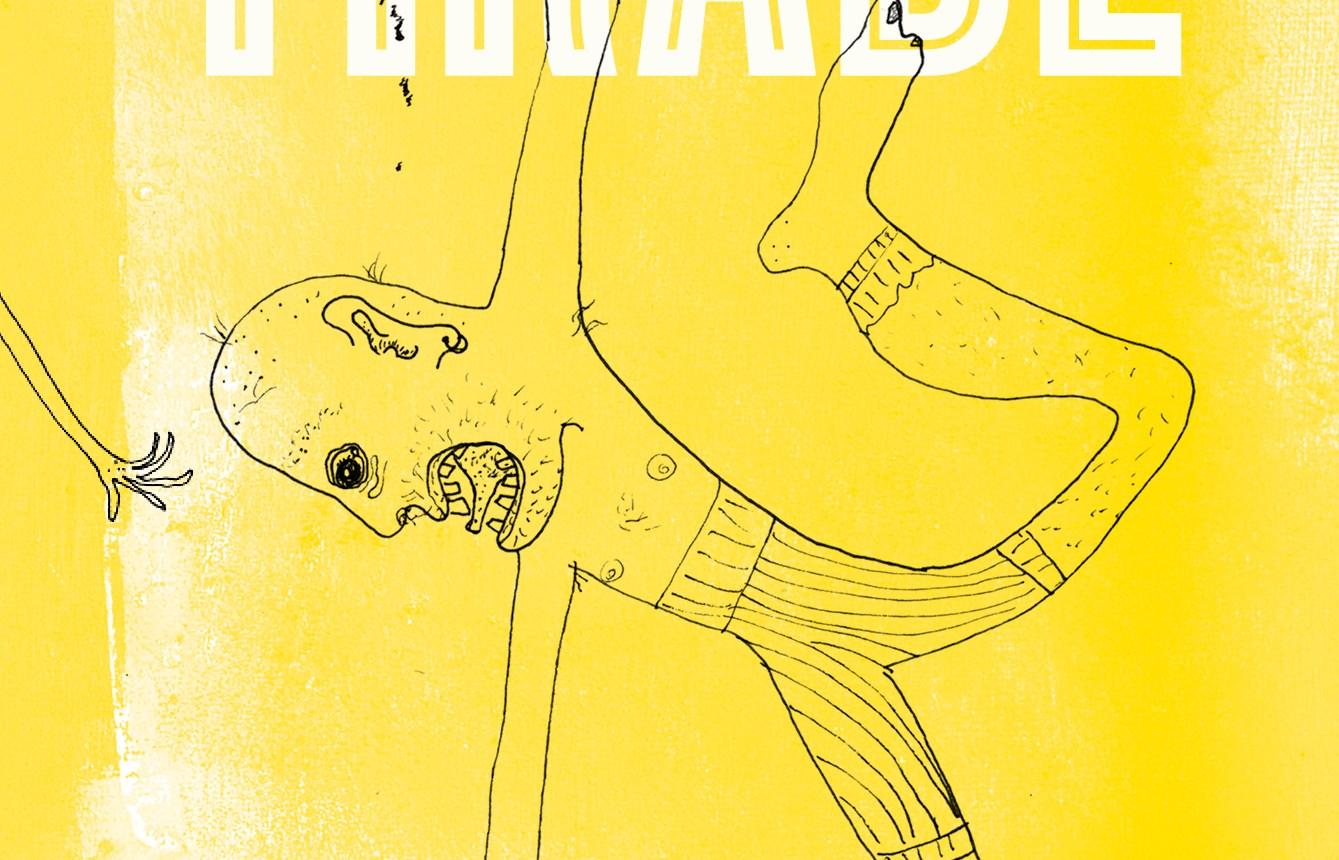 Tirade Magazine Literatuur Literary