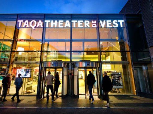 TAQA Theater De Vest Theatre Night Alkmaar