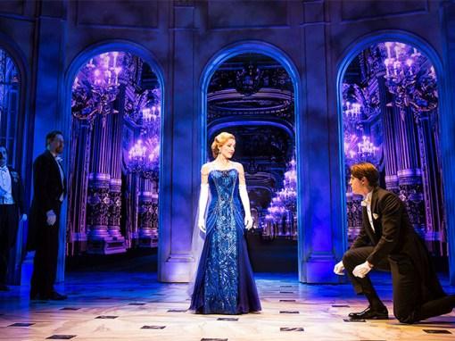 Milan van Waardenburg Anastasia Musical Broadway