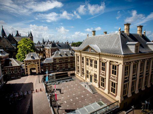 Mauritshuis Museum Symposium De bieb in actie Den Haag The Hague