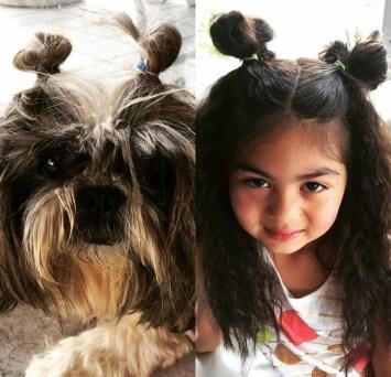 julia-and-dog