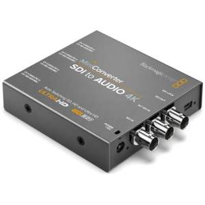 Blackmagic Design Mini Converter SDI to Audio 4K