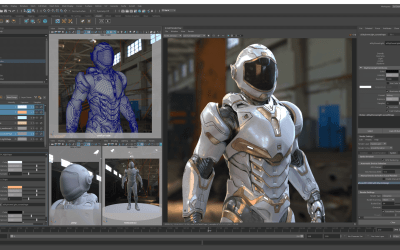 Autodesk Maya 2020 & Arnold 6 Now Shipping with RTX On