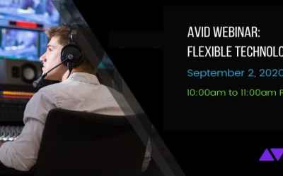 AVID Webinar: Flexible Technology (September 2)