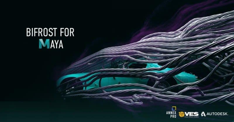 Taking the Mystery Out of Bifrost for Maya Webinar With Annex Pro and VES