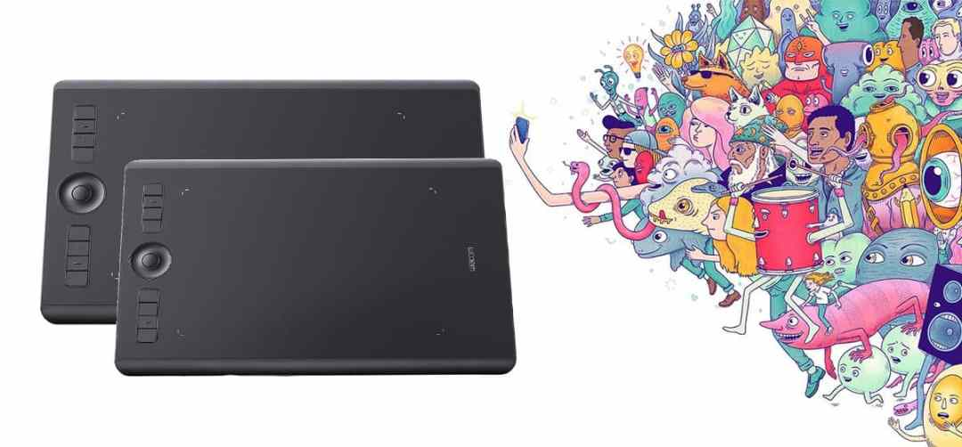 Discount on Wacom Intuos Pro Medium and Large