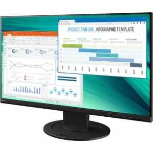 EIZO FlexScan EV2460FX-BK IPS Monitor