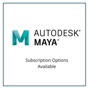Maya Subscription Multi User License - Autodesk Maya 2020