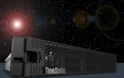 Lenovo Delivers Full-Scale Security and Efficiency with the ThinkStation P920 Rack