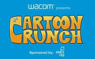 Wacom Presents: Cartoon Crunch